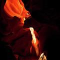 Antelope Canyon #3 by Stanton Tubb