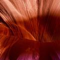 Antelope Canyon In Page Arizona  by John McGraw
