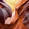 Antelope Canyon  by KaFra Art