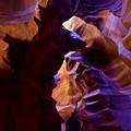 Antelope Canyon Seventeen by Paul Basile