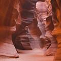 Antelope Canyon Utah by Andre Distel