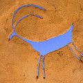 Antelope Petroglyph by Jerry McElroy