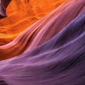 Antelope Rainbow Color Wave  by Nana Suzuki