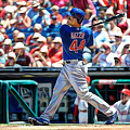 Anthony Rizzo by Marvin Blaine