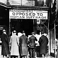 Anti-suffrage Association by Granger