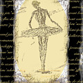 Antique Ballet by Cynthia Sorensen