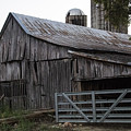 Antique Barn by Thomas Ford