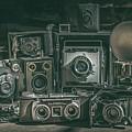 Antique Camera by Anna Jo Noviello