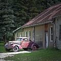 Antique Car by Ronald Fleischer