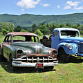 Antique Cars  by Wanda-Lynn Searles