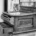 Antique Cash Register by Jackson Pearson