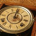 Antique Clock 2 by Jack Dagley