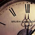 Antique Clock by David Halperin