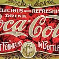 Antique Coke by David Millenheft