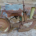 Antique Corn Planter by D Hackett