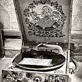 Antique Decca Gramophone By Kaye Menner by Kaye Menner