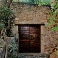 Antique Door by Judith Lowrey