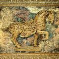 Antique Equine 2 by Carol Peck