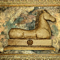 Antique Equine by Carol Peck