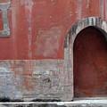 Antique Facade by Stefania Levi