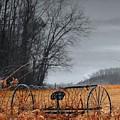 Antique Farm Equipment by Jason Minigh