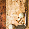 Antique Golfer Fine Art by Jorgo Photography - Wall Art Gallery