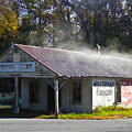 Antique Grocery Store by Mary  Swann