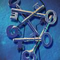 Antique Keys by Kelley King