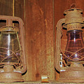 Antique Lamps by D Hackett