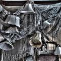 Antique Lamps by Franz Zarda