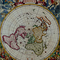 Antique Map Vintage Very Stylish Piece by R Muirhead Art
