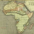 Antique Maps - Old Cartographic Maps - Antique Map Of Africa by Studio Grafiikka