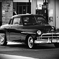 Antique Plymouth Coupe by Lita Kelley