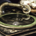 Antique Record Player 01 by Thomas Woolworth