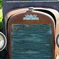 Antique Reo Speed Wagon Grille by Les Palenik