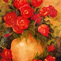 Antique Roses by Jordana Sands