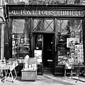 Antique Shop Paris France by Gerry Walden