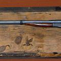 Antique Shotgun by Richard Jenkins