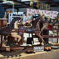 Antique Show Three Horses by JG Thompson