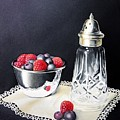 Antique Sugar Shaker by Brenda Brown
