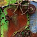 Antique Thrasher by Penny Haviland