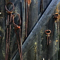 Antique Tools by Joanne Coyle