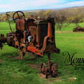 Antique Tractor by Tammy Sullivan