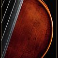 Antique Violin 1732.13 by M K Miller
