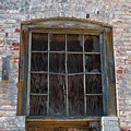 Antique Window by Dale Powell