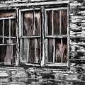 Antique Windows by Blake Richards