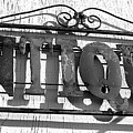 Antiques Store Sign by Cathy Anderson