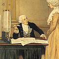 Antoine-laurent Lavoisier by Wellcome Images
