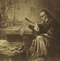 Antonio Stradivari by Italian School