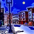 Antonio's Dream by Madeline Ellis